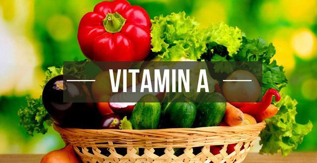 Vitamin A là gì? Công dụng của vitamin A là gì?