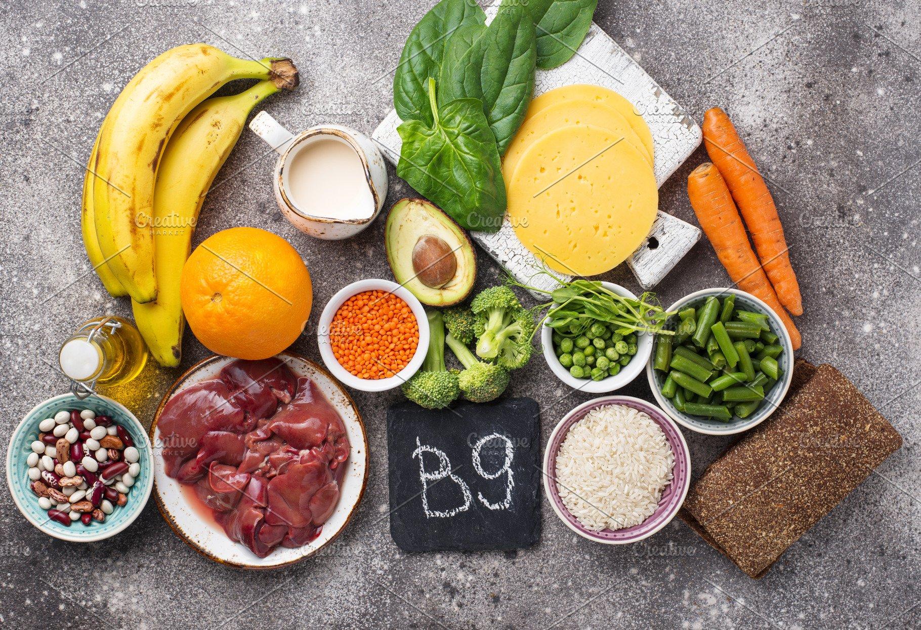 Vitamin B9 là gì? Công dụng của vitamin b9 đối với bà bầu và em bé?