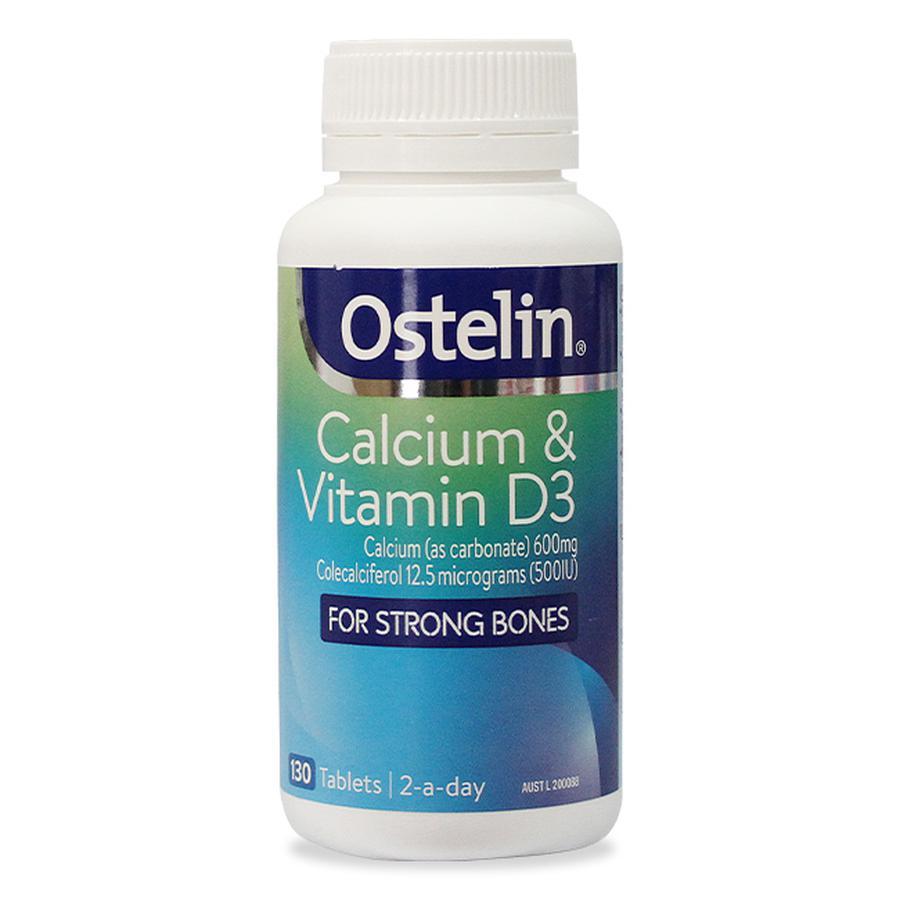 Canxi ostelin và vitamin d tốt cho bà bầu