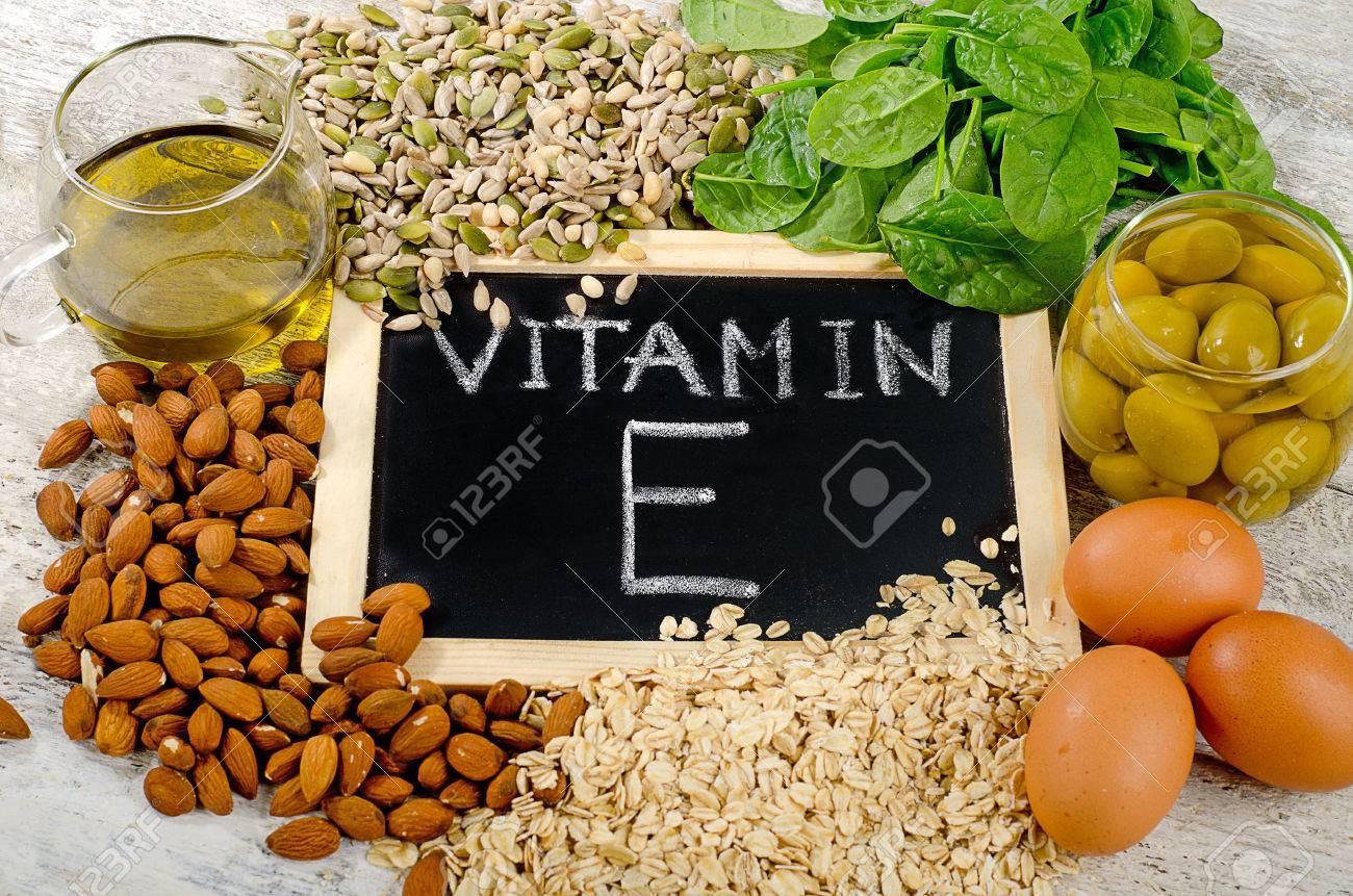 Vitamin e là gì? Vitamin e có nhiều trong thực phẩm gì?