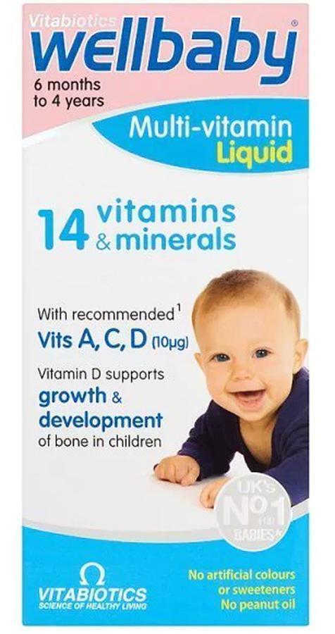 Vitamin Tổng Hợp Cho Bé Chính Hãng Của Anh